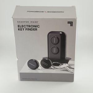 Sharper image electronic key finder